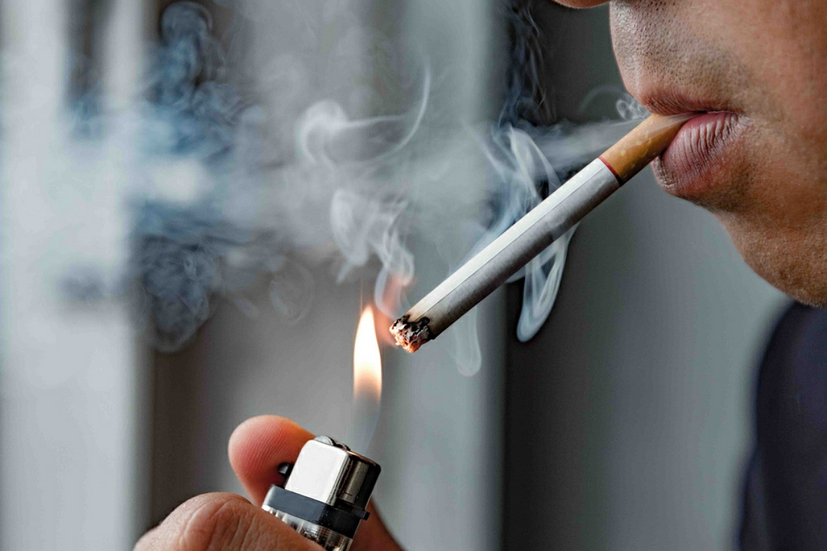 تجنب التدخين