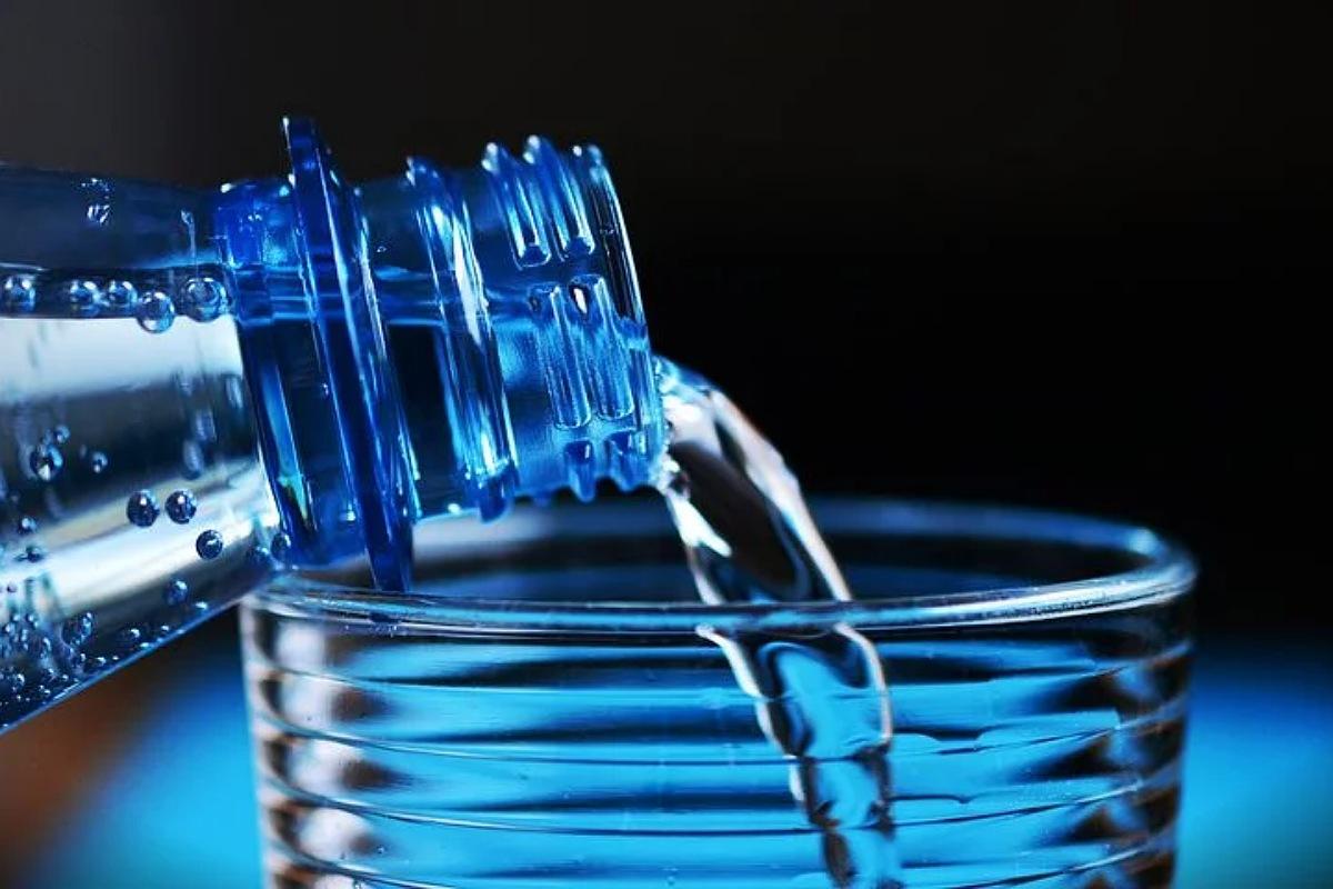 اشرب الماء أثناء ممارسة التمرين