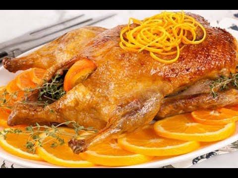 صوص برتقال البط