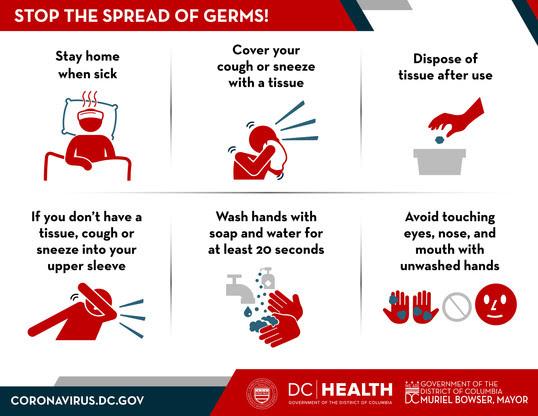 طرق الوقاية من فيروس كوفيد ١٩