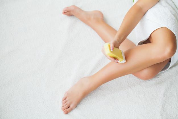 طرق طبيعية لإزالة الشعر الزائد