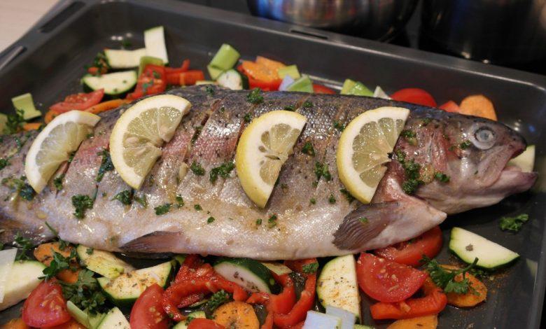 ما هي طريقة عمل السمك السنجاري؟