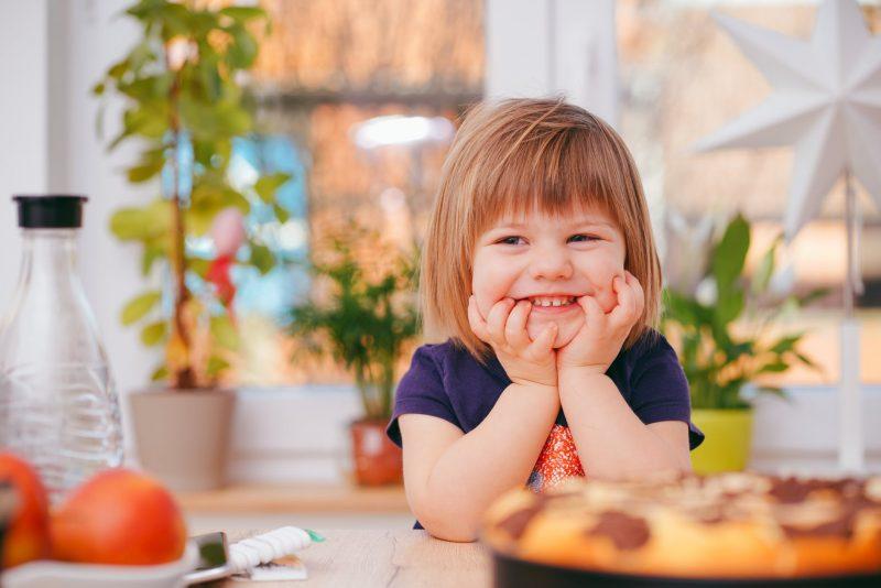 تغذية الاطفال من سن عام الي عامين