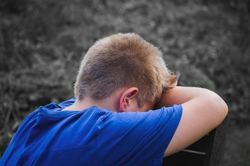 تأثير الطلاق علي الأطفال
