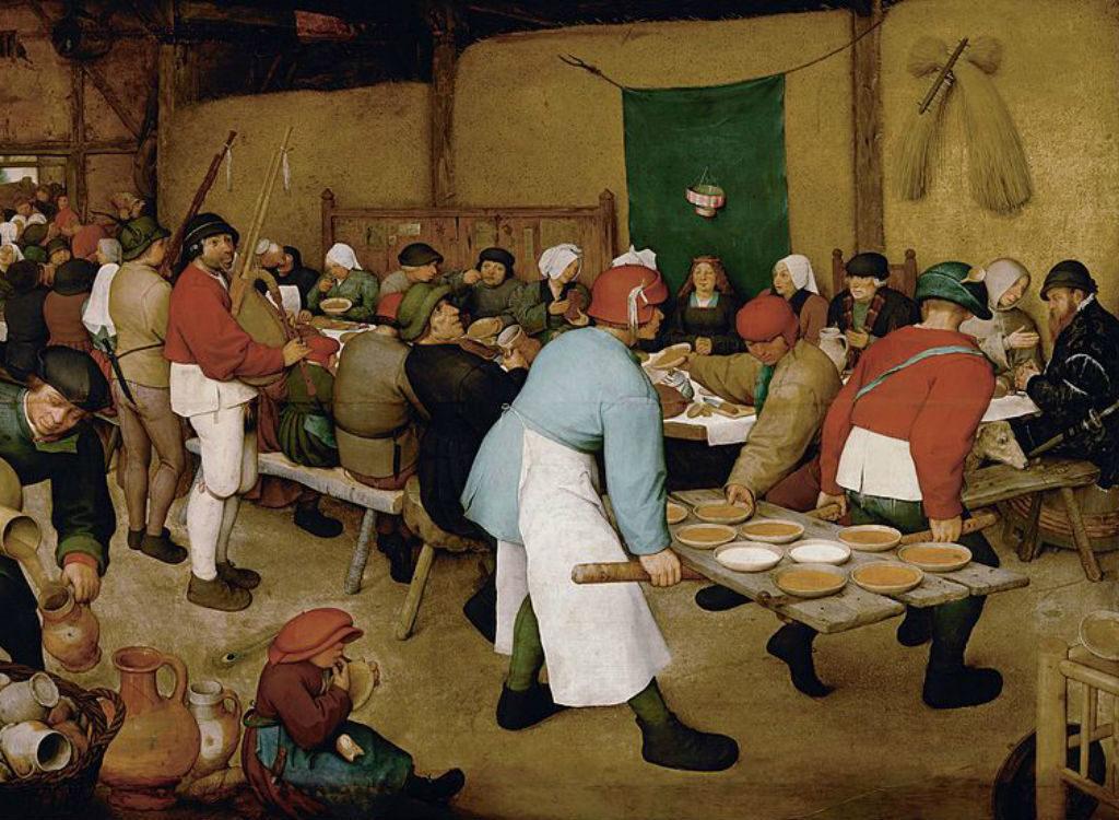 عاش الناس في العصور الوسطى حياة قصيرة
