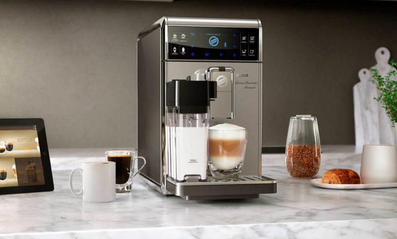 فكرة عصرية لتصميم ركن القهوة Coffee Corner في المنزل