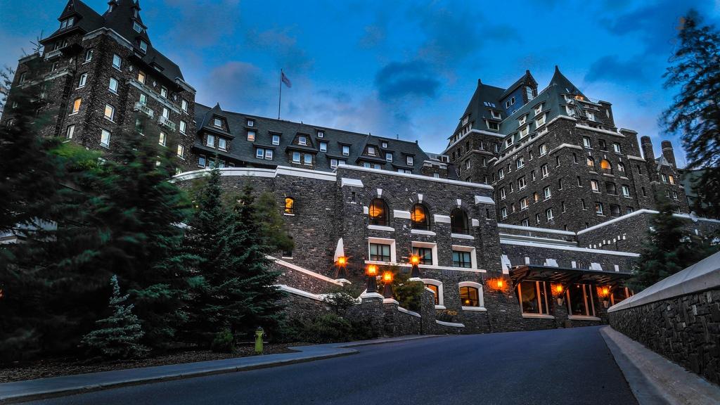 فندق بانف سبرينجز - كندا