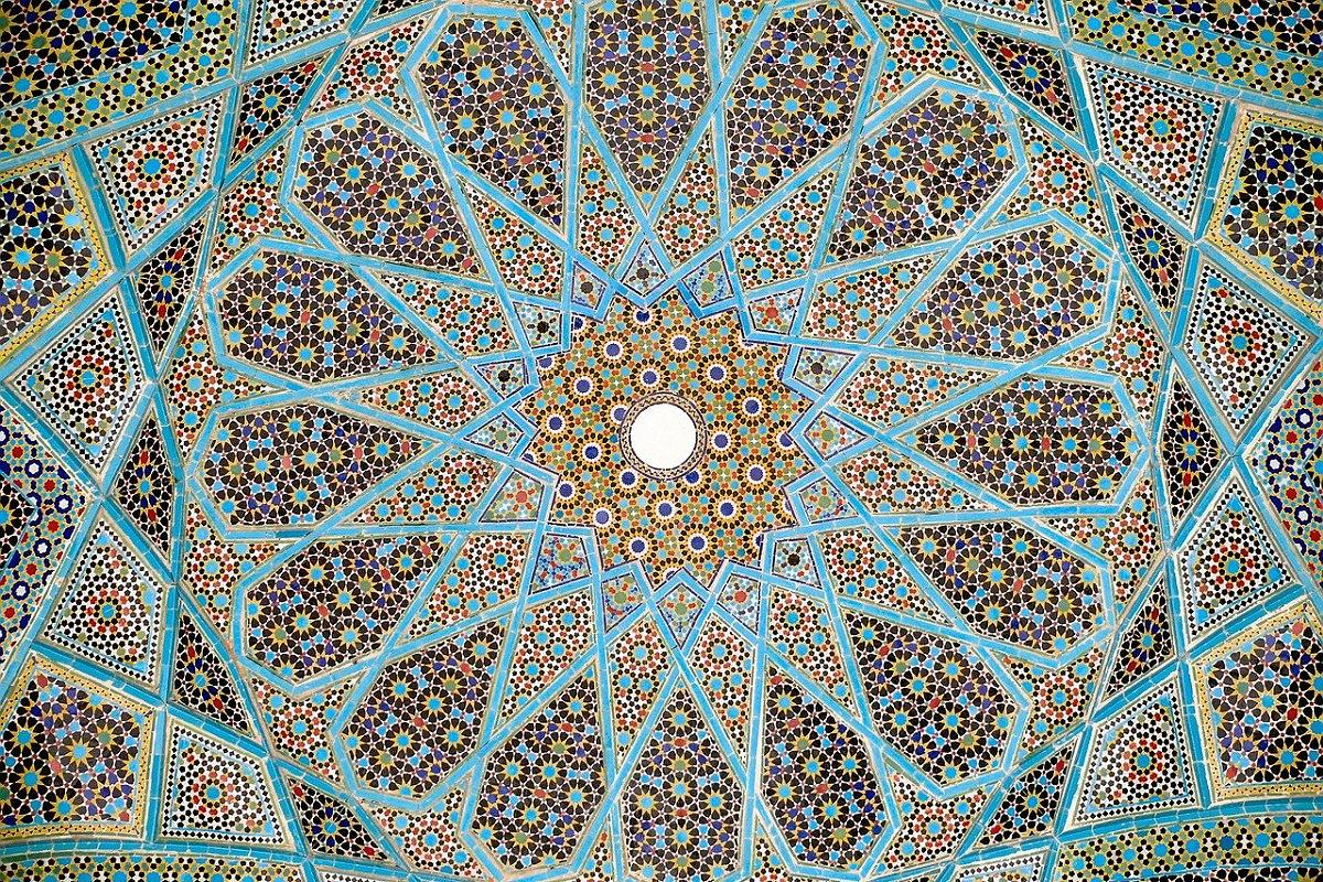 فنون الحضارة الإسلامية
