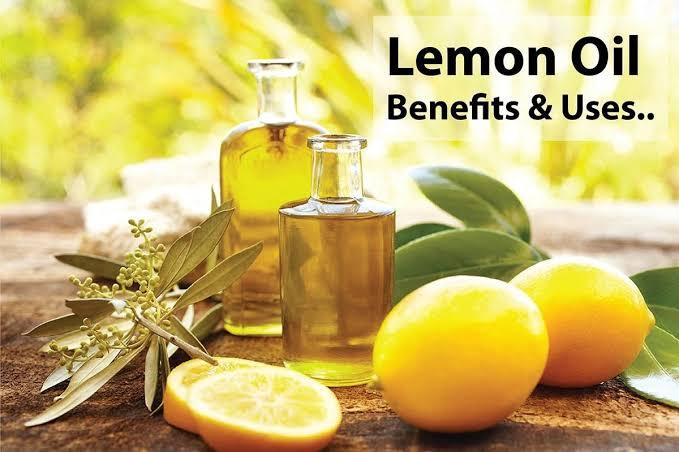 ما هي فوائد زيت الليمون ؟