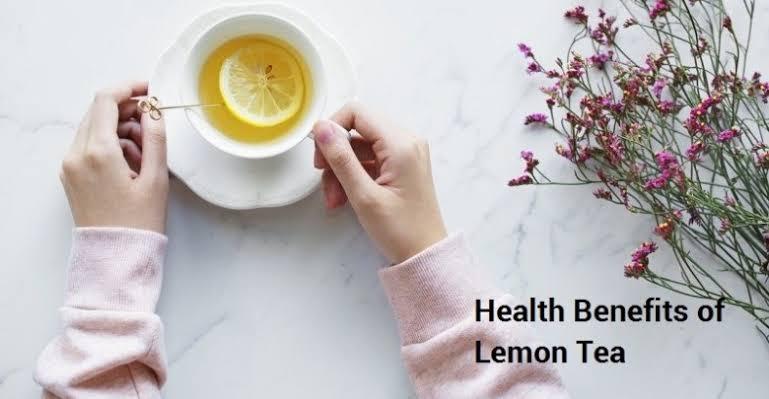 ما هي فوائد شاي الليمون ؟