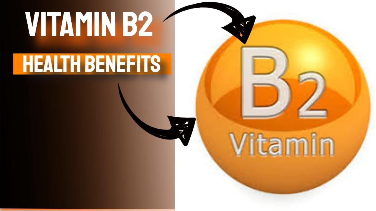 فوائد فيتامين ب ٢