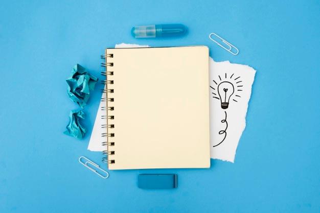 فوائد كتابة المذكرات و تسجيل الحالة المزاجية