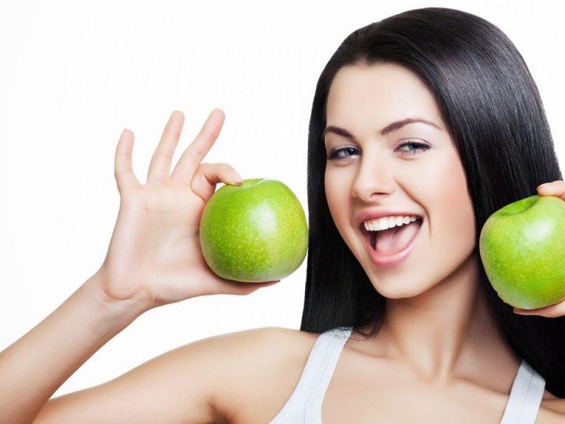 فوائد التفاح الأخضر تأخير أعراض الشيخوخة