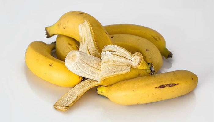 فوائد قشر الموز