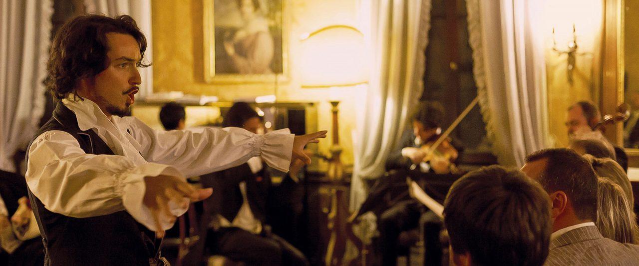 قصر الموسيقى من أفضل الأماكن السياحية في البندقية إيطاليا