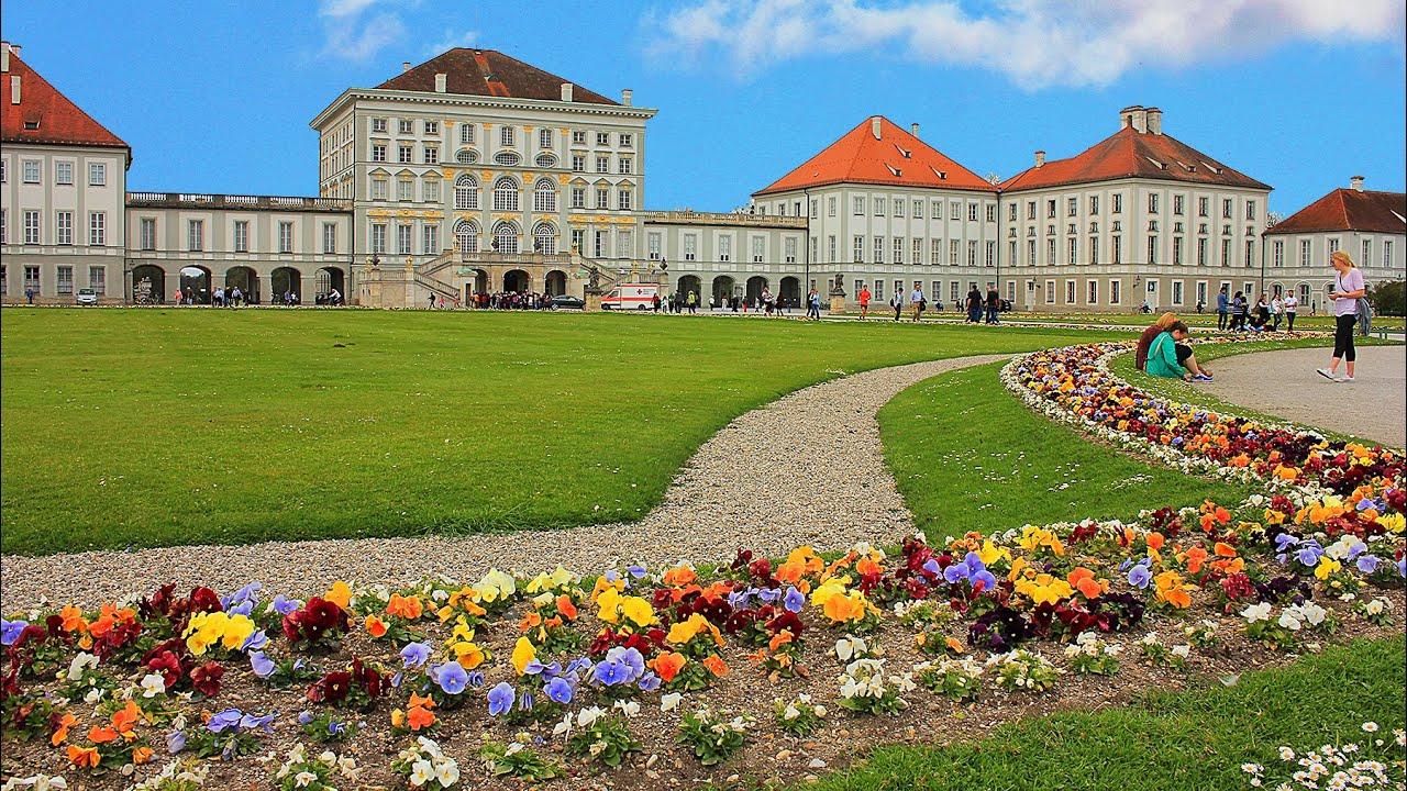فضل الأماكن السياحية في ميونخ : قصر نيمفنبرغ