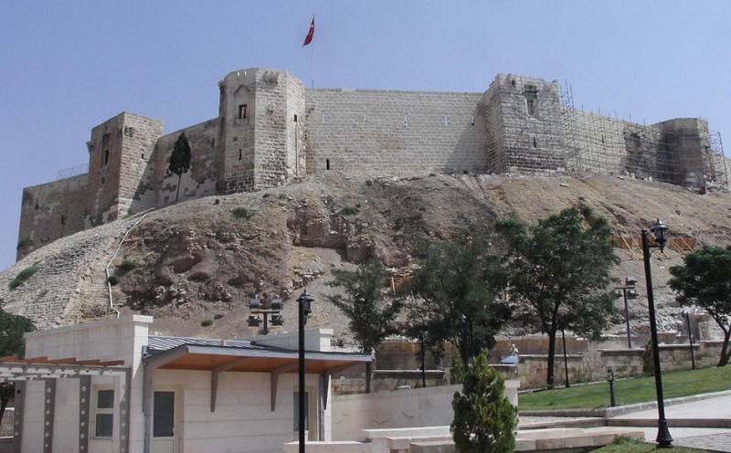 قلعة غازي عنتاب