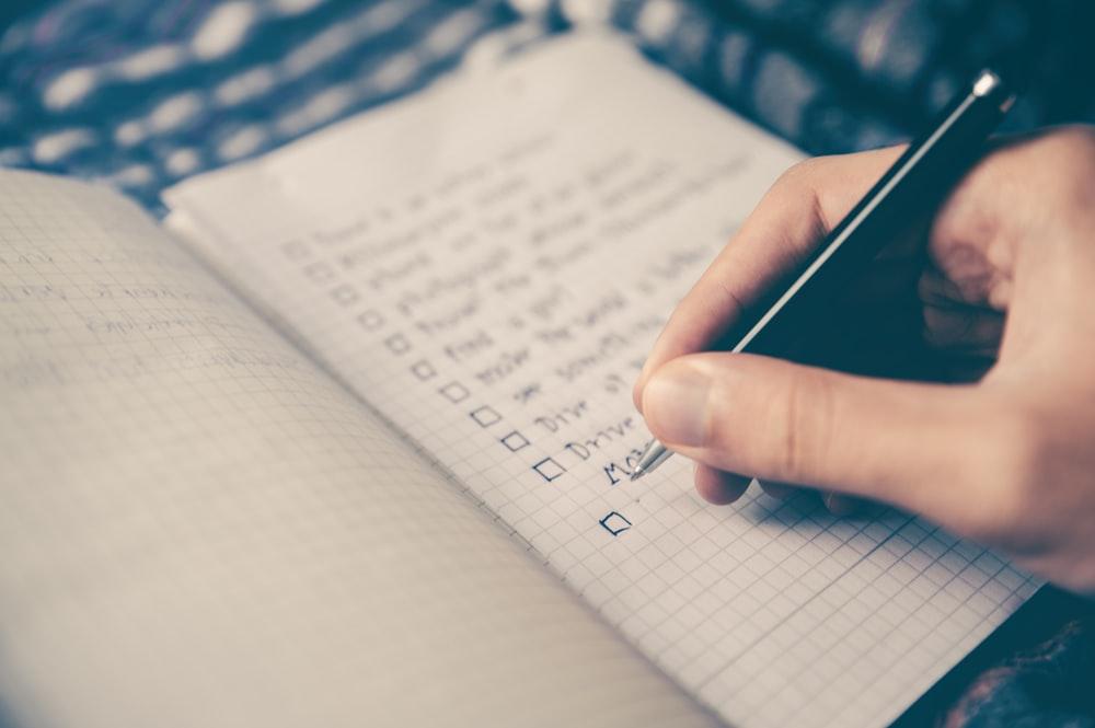 قم بإنشاء نموذج لإدارة وقتك لهذا اليوم