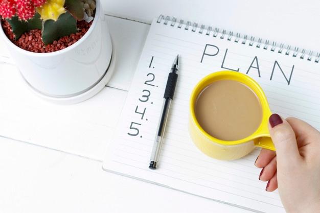 خطوات تحقيق الأهداف الكبيرة : قم بتقسيم هدفك