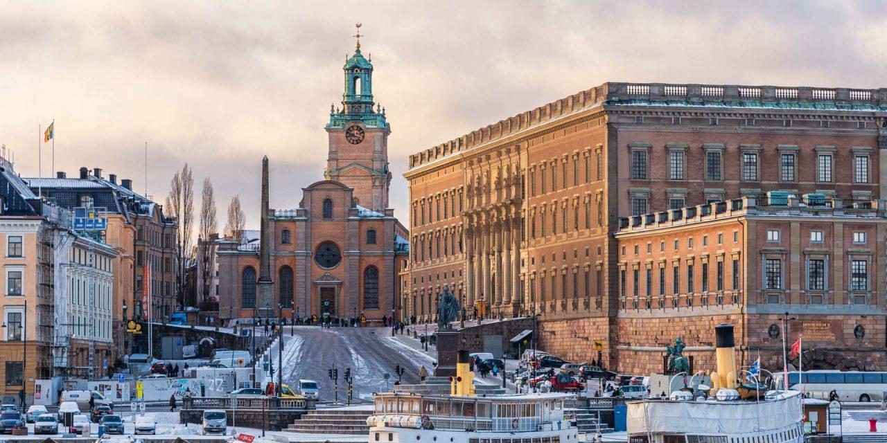 المعالم السياحية في ستوكهولم : كاتدرائية ستوكهولم