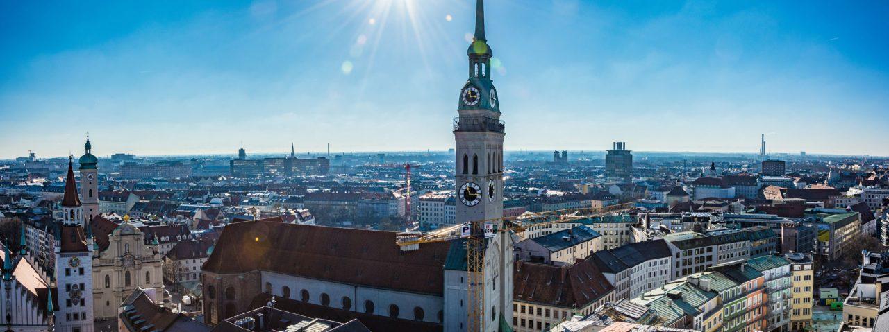 أفضل الأماكن السياحية في ميونخ : كنيسة القديس بطرس
