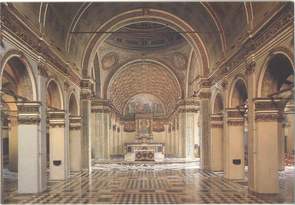 أفضل الأماكن السياحية في ميلان : كنيسة سانتا ماريا