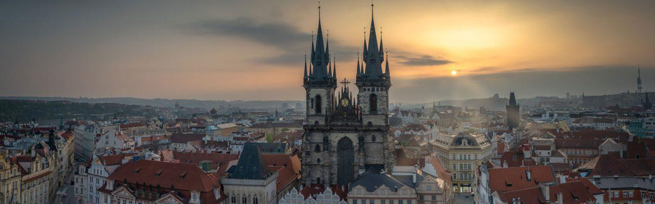 المناطق السياحية في براغ : كنيسة قبل سيدتنا