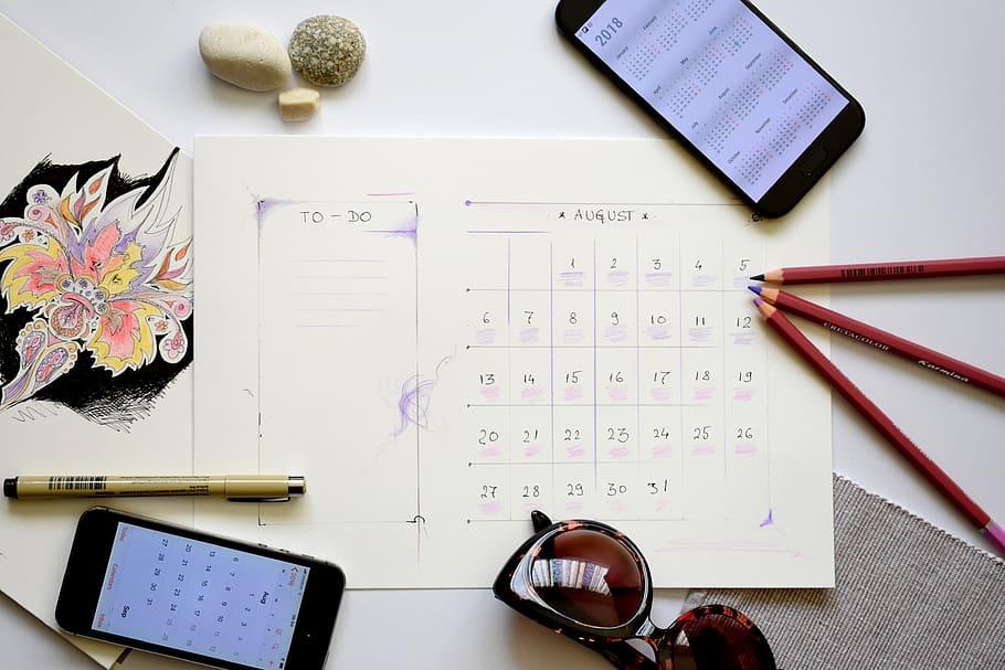 كيفية التوقف عن إهدار وقتك - اكتب جدولًا زَمَنِيًّا