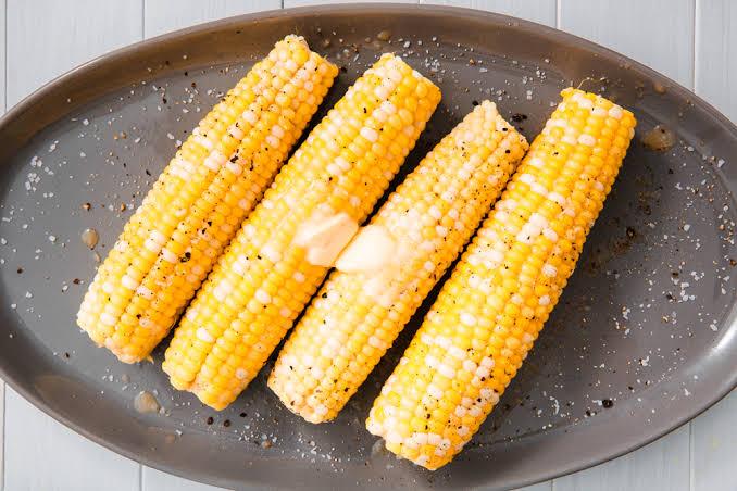 كيفية تناول الذرة