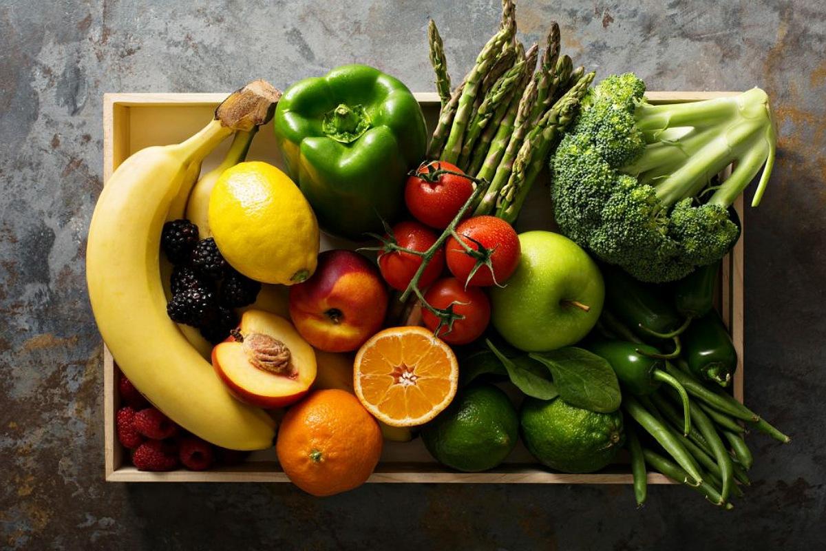 تناول المزيد من الفواكه و الخضروات