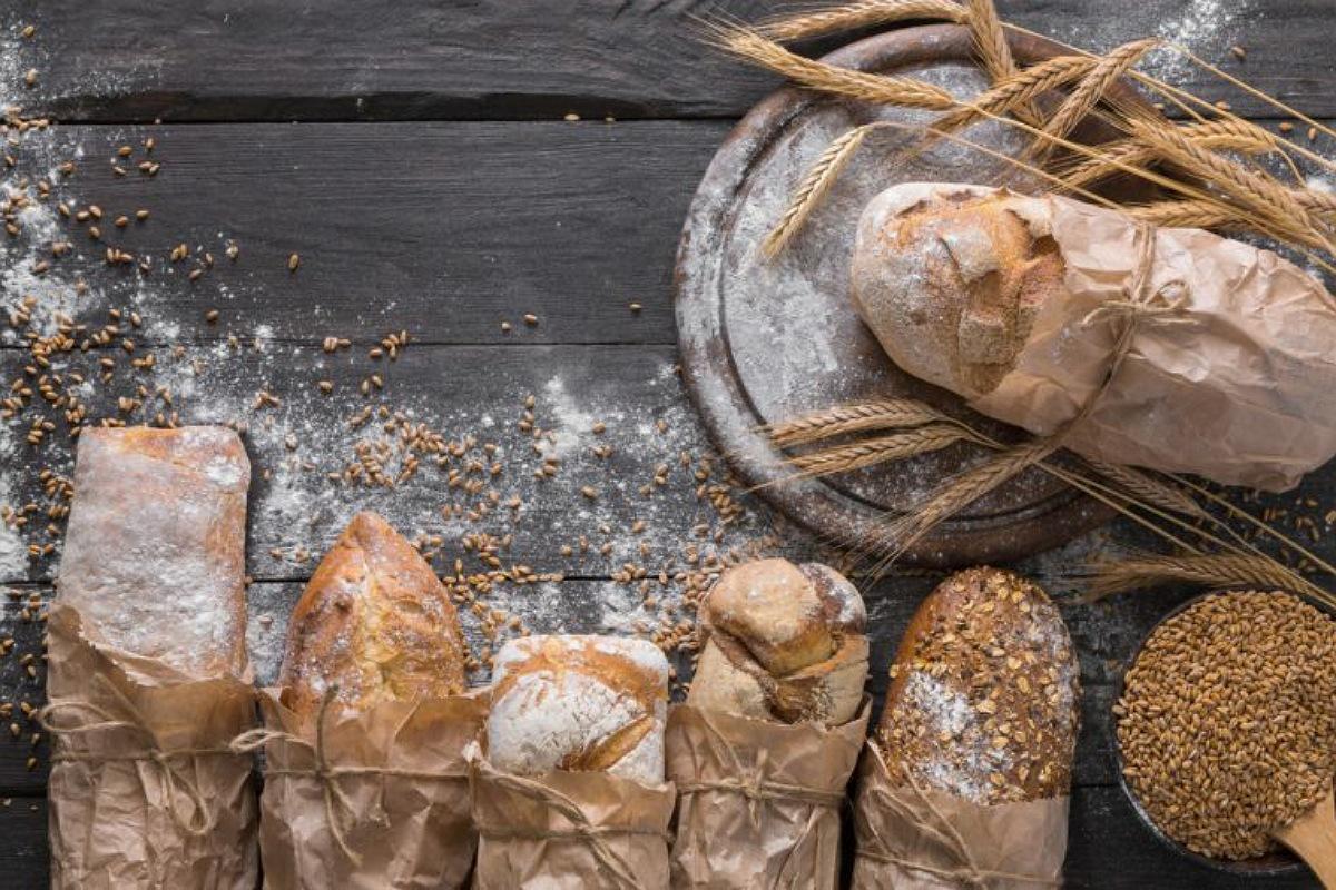 عادات تطيل عمرك :  تناول الحبوب الكاملة