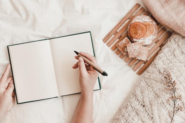 كيف تكتب دفتر يوميات حالتك المزاجية