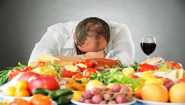 لا تؤذي جسمك بعادات التغذية السيئة