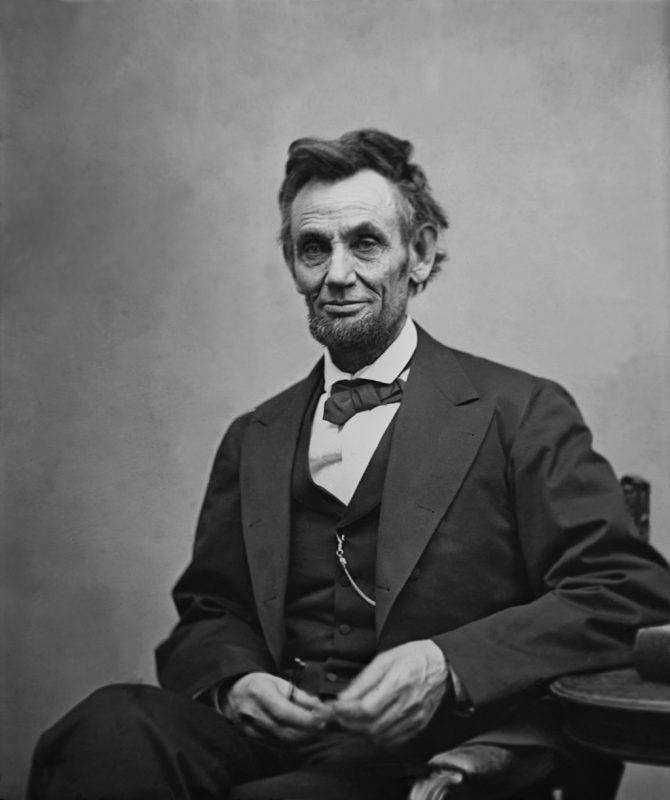معلومات تاريخية عن العبودية و الإضطهاد : لم يخض أبراهام لينكون الحرب الأهلية لإنهاء العبودية