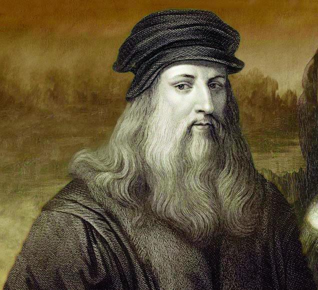 بعد 500 عام من رحيله.. ليوناردو دا فينشي تراث ثقافي للبشرية ...