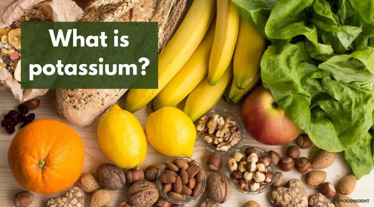 ما هو البوتاسيوم ؟