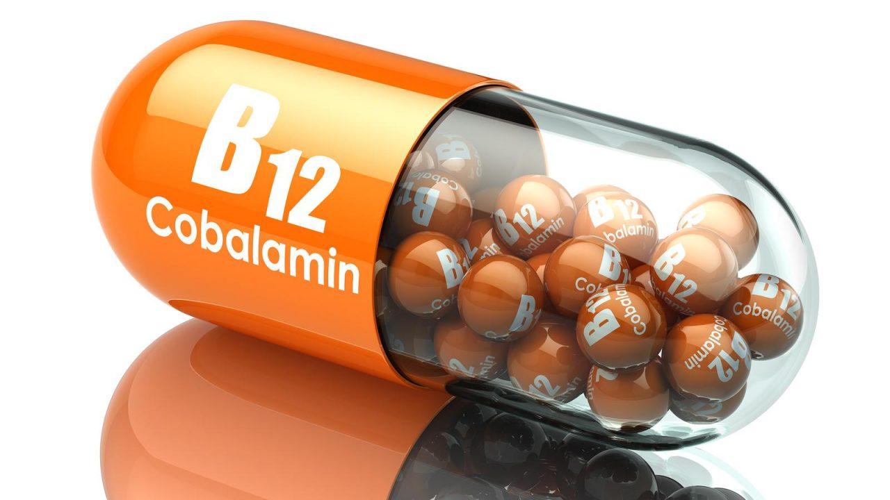 ما هو فيتامين ب 12