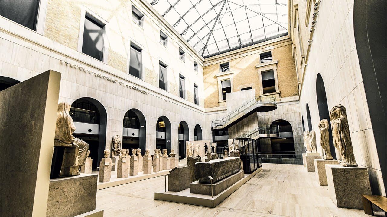 أبرز المعالم السياحية في مدريد : متحف الآثار الوطني