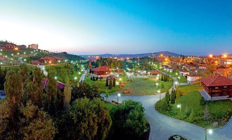 متحف التن كوي المفتوح من أفضل المعالم السياحية في أنقرة تركيا