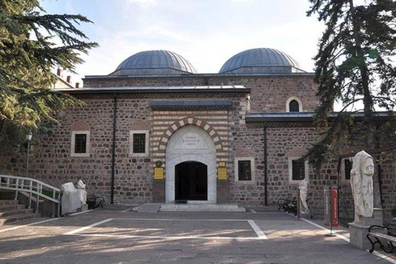 متحف الحضارات الأناضولية