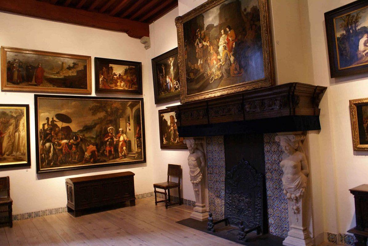متحف رامبرانت هاوس من أشهر المناطق السياحية في أمستردام هولندا