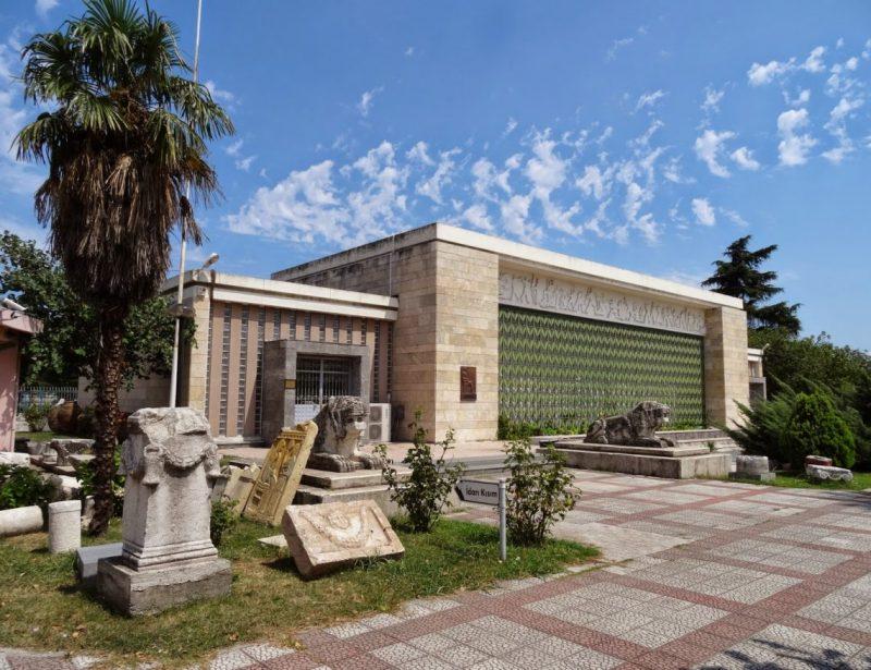 أفضل مناطق السياحة في سامسون : متحف سامسون للآثار و الاثنوغرافيا