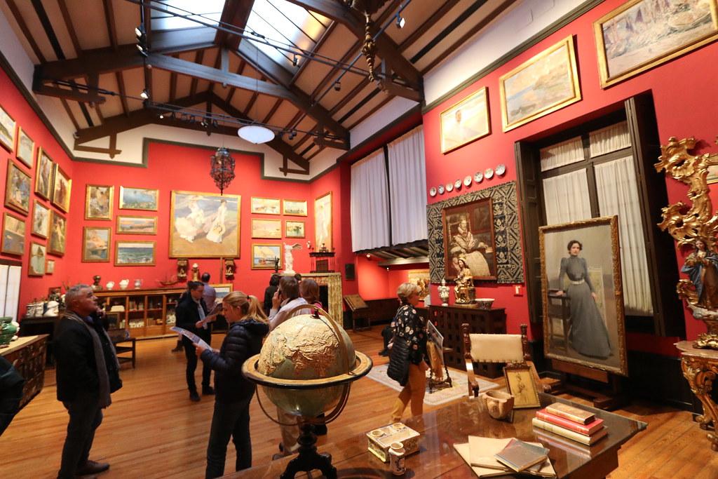 أبرز المعالم السياحية في مدريد : متحف سورولا