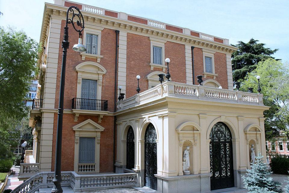 أبرز المعالم السياحية في مدريد : متحف لازارو جالديانو