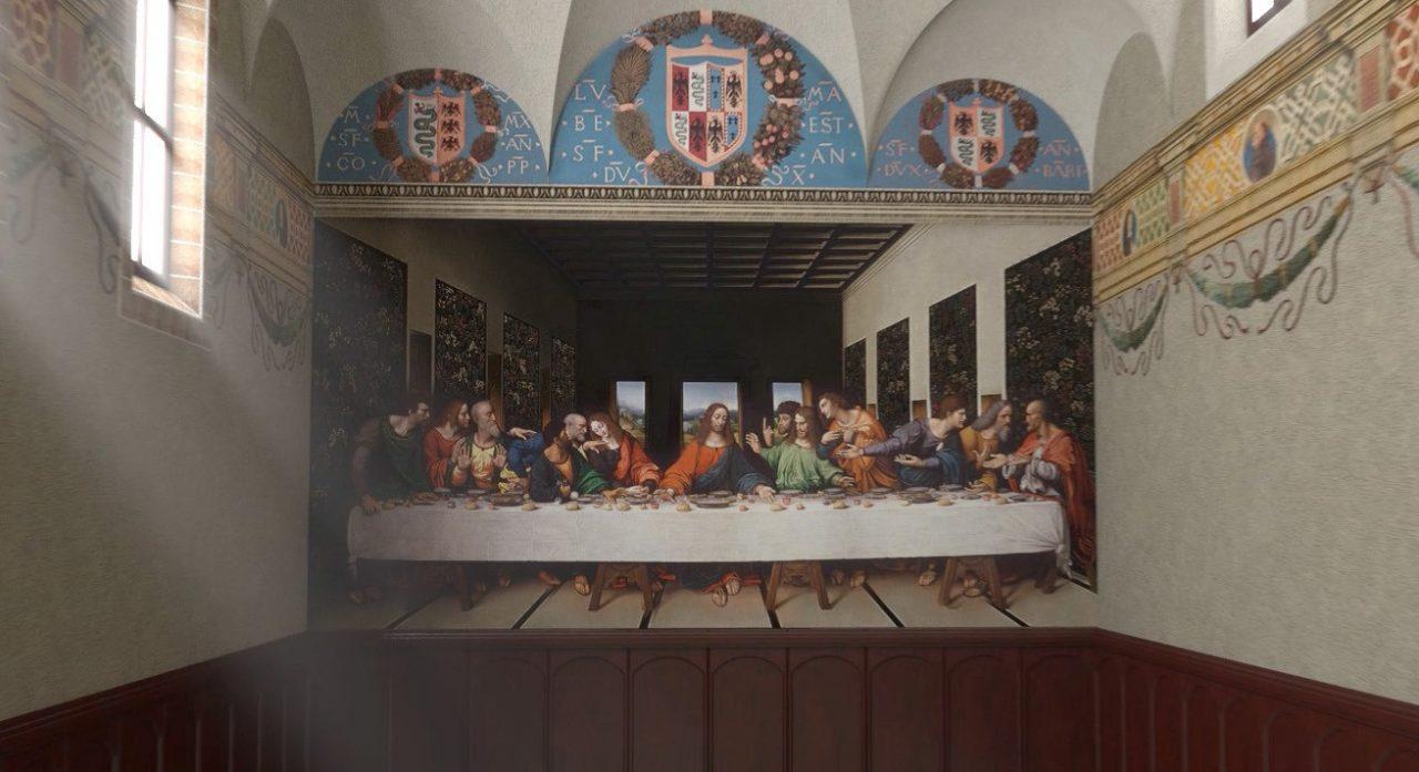 متحف ليوناردو دا فينشي العشاء الأخير