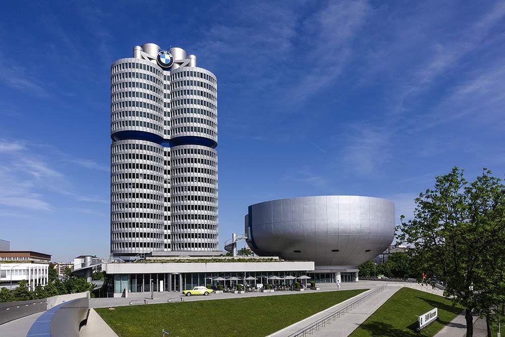 أفضل الأماكن السياحية في ميونخ : متحف BMW