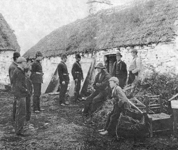 مجاعة أيرلندا الكبرى