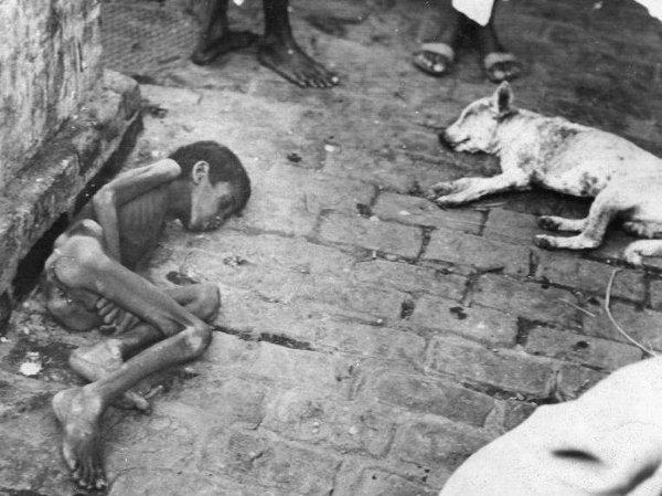 مجاعة البنغال عام ١٩٤٣