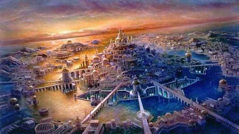 مدينة اطلانطس