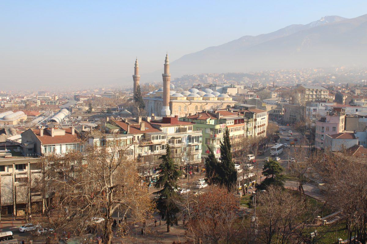 أفضل الأماكن السياحية في مدينة بورصة بغرب تركيا